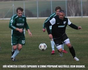 Fotbal: Souhrn zimní přípravy 2015