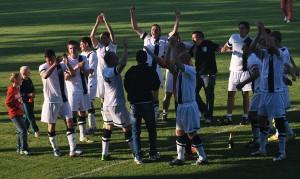 Vítěz přeboru opět nezaváhal, fotbalisté vyhráli 5:1