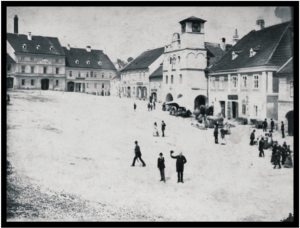 Jak vypadá nejstarší fotka Volyně? Čtěte Zpravodaj