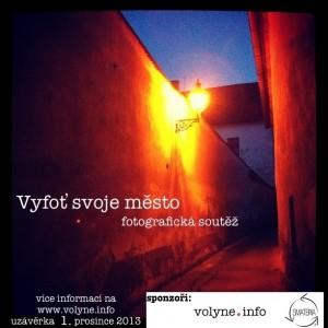 Volyne.info vyhlašuje soutěž – Vyfoť svoje město