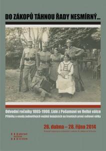 Za císaře pána! V muzeu se vzpomíná na první světovou válku