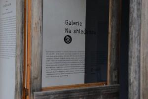 V galerii Na shledanou vystavuje architekt Norbert Schmidt