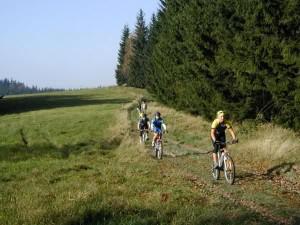 Na konci srpna propojí cyklostezka Vimperk s Volyní a Strakonicemi