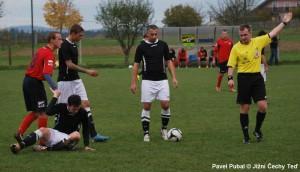 Fotbalisté v Oseku prohráli rozdílem třídy – 0:3